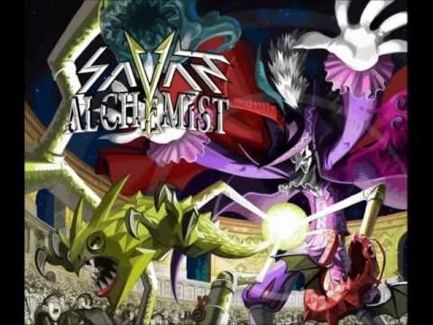Savant - Alchemist feat Gino Sydal (Alchemist)