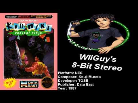 Kid Niki: Radical Ninja (NES) Soundtrack - 8BitStereo