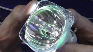 ЗАМЕНИТЕ ЛАМПУ СЕЙЧАС. Проектор Benq MX660P (EP4227). Замена лампы