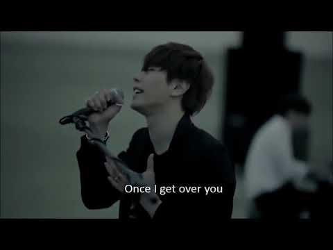 "Download korean singer Park Hyo Shin"" he was singing ""Wild Flower"""