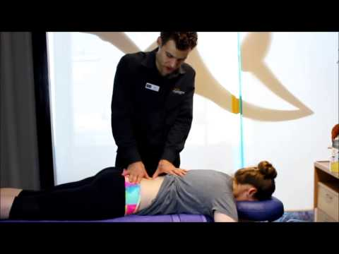 How does a Physio help relieve low back pain? Physiotherapis
