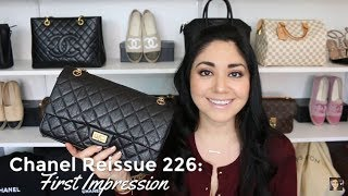 Chanel Reissue 226   First Impression   Minks4All