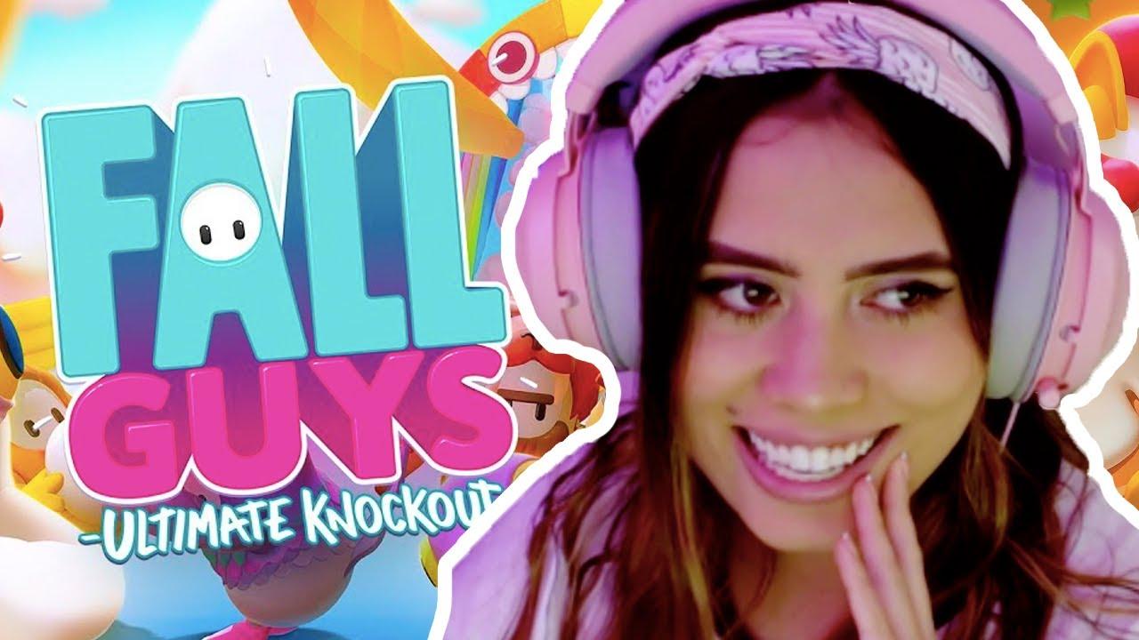 ¡QUE FRUSTRACIÓN!: FALL GUYS - Paulettee Games