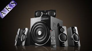 F amp D F6000U 5 1 Home Theatre UnBoxing by AKS