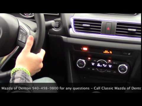 2015 Mazda Mazda3 S Touring | Walk Around and Test Drive | Denton, Texas