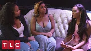 Chantel Seeks Advice From Her Friends | 90 Day Fiancé: Happily Ever After?