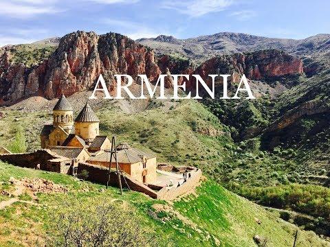 Armenia trip / Отпуск в Армении