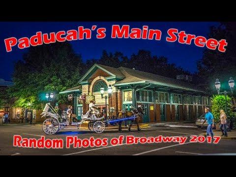 Paducah's Broadway Street [music video]