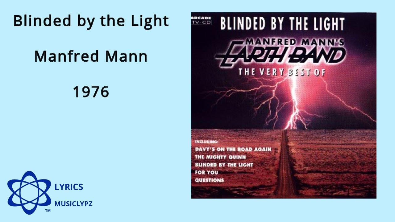 Blinded Light Song