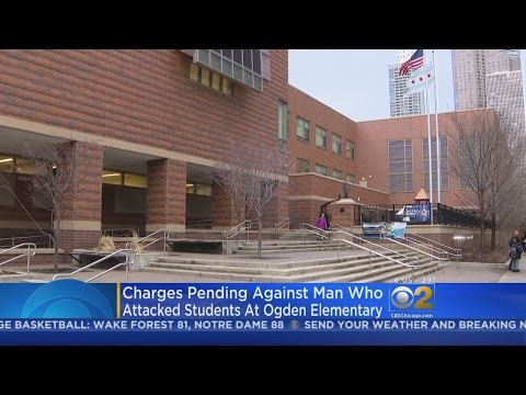Man Attacks Students During Recess At Near North Side School