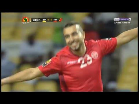 Match Complet [AR] CAN 2017 Tunisie vs Zimbabwe (4-2) 23-01-2017