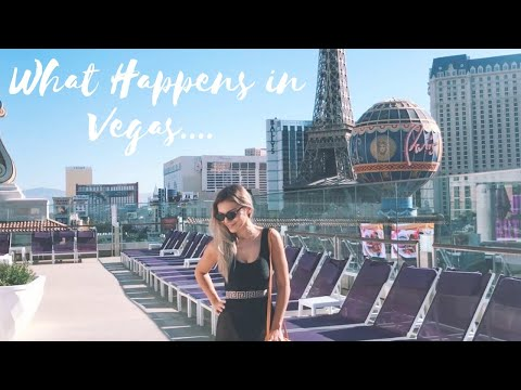 LAS VEGAS FOR BEGINNERS - THE VENETIAN VS. THE COSMOPOLITAN HOTEL