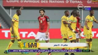 Can 2017 - حمادة صدقي: عبدالله السعيد وصلاح لم يكونا في حالتهم ولم يكن هناك روح قتالية