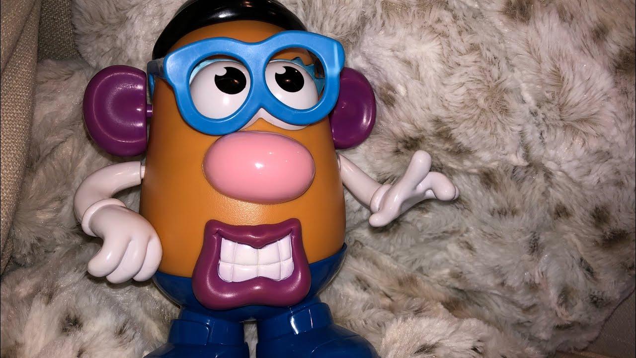 Mr. Potato head with Ms Ana - YouTube