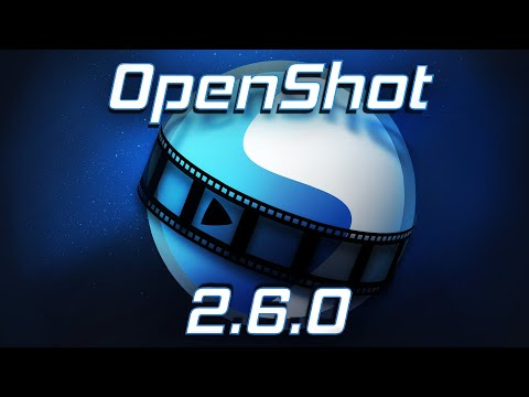 OpenShot 2.6 Released [AI + Computer Vision] FREE Video Editor