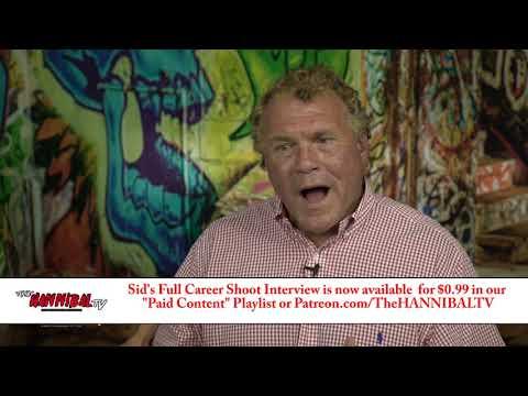 Sid Vicious on Chris Benoit