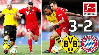 Borussia Dortmund Legends - FC Bayern München Legends | 3-2 | Highlights