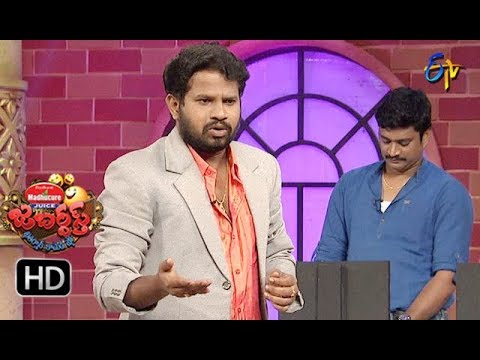 Hyper Aadi, Raising Raju Performance | Jabardasth | 11th October 2018 | ETV  Telugu