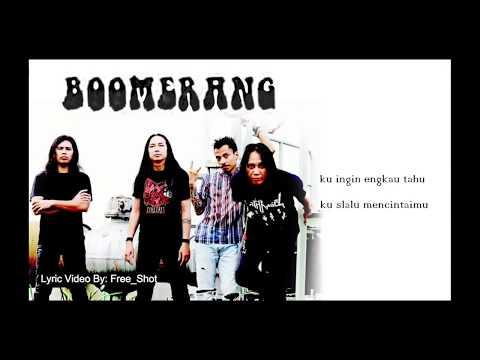 Boomerang - kisah (lyric video)