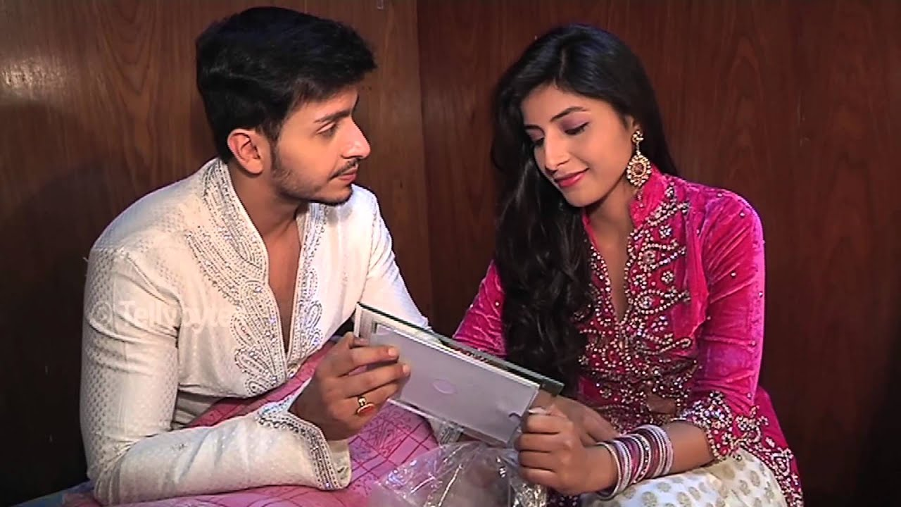Param and Harshita aka Randhir and Sanyukta of Sadda Haq ...