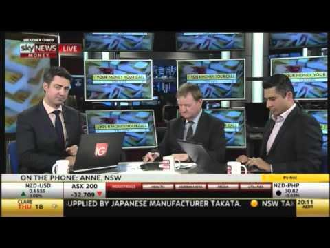 Investor Systems Carl Capolingua on Sky Business Your Money, Your Call 25th November 2015