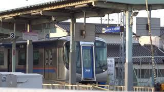 西鉄3000系 福岡天神行き普通 大善寺駅発車
