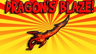 🔥HOW TO GET TΗE *DRAGON'S BLAZE* KNIFE IN MM3!🔥