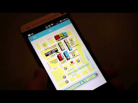 Art & Algorithms APP Sizzle Video