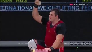 All Time Weightlifting Record  by Russia