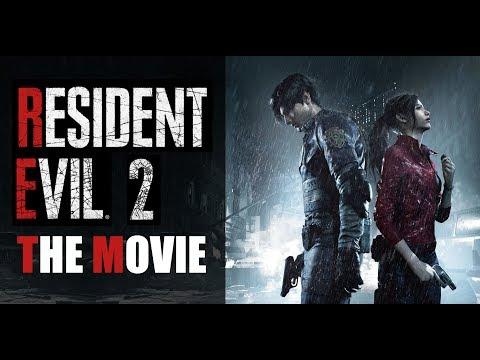 Resident Evil 2 Remake - The Movie (2019)