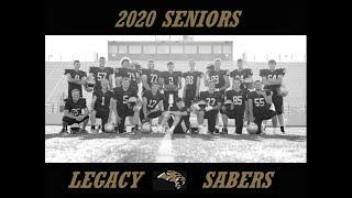 2020 Legacy Football - Seniors Tribute