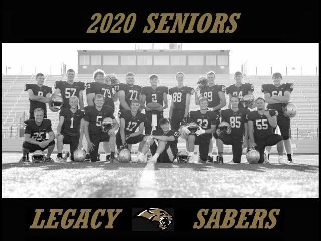 2020 Senior Tribute