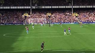 Everton v West Ham United GOAL Yarmalenko ⚽️⚽️⚽️
