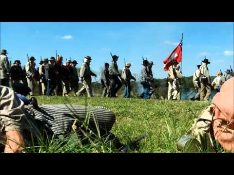 Pea Ridge, Arkansas Civil War reenactment