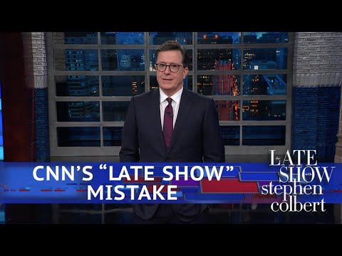 Stephen Falls Victim To CNN's 'Fake News'