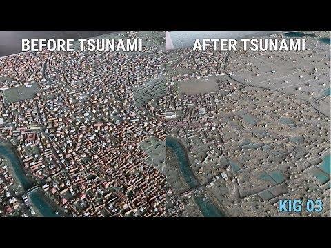 KIG 03| DAHSYATNYA MUSIBAH TSUNAMI DI ACEH