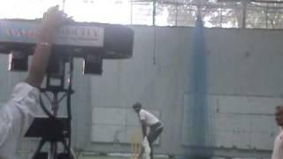 Dravid Batting