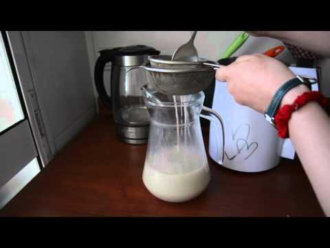 ¿Cómo hacer leche vegetal multi cereal? Usando la MioMat