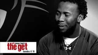 Josh Norman on The Get, Tuesday on WCCB, Charlotte