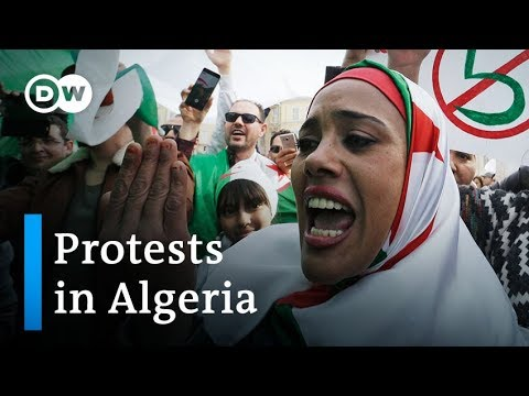 Algeria protests: Is a Bouteflika candidacy unconstitutional? | DW News