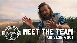 AIO - vlog #001 - the team & update