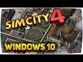 Sim City 4 ► Unter Windows 10 spielen - 2018 + WIDESCREEN [HD]