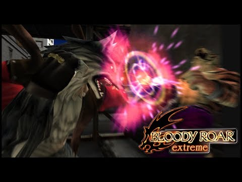 BLOODY ROAR EXTREME ONLINE: Jerimiahisaiah Vs. The Lost Hope - NO REMORSE