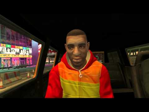 Yusuf Amir - Trouble At The Construction Site (TBoGT/GTA IV)