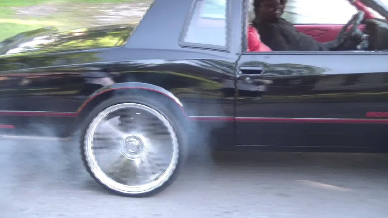 Monte Carlo Ss >> Clean Monte Carlo SS on 24s Burn Out - YouTube