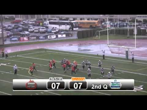 2012 Tanoa Bowl - Team Oregon v Team Alaska - HS Football