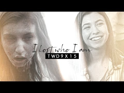 — TWD 9x15   I lost who I am