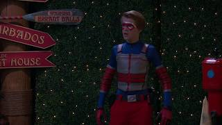Henry & the Bad Girl w/ the Good Kiss 💋 | Henry Danger | Nick