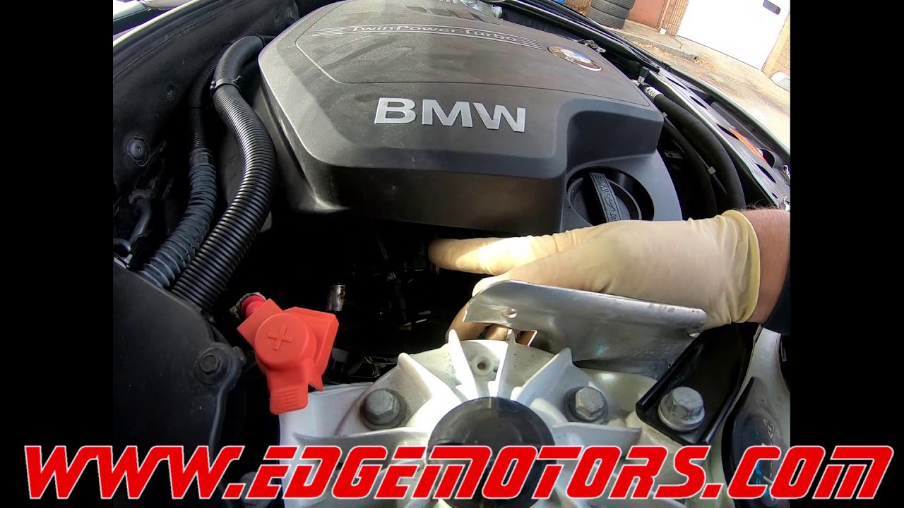 BMW F10 Waste Gate Rattle Turbo Under Boost Codes by Edge Motors