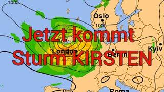 Kommt sturm kirsten (24.08.2020 ...